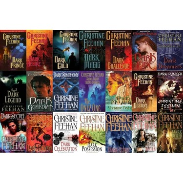 The Dark Series By Christine Feehan