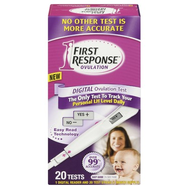 First Response Digital Ovulation Test 20 Tests Reviews In