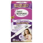 First Response Digital Ovulation Test - 20 Tests