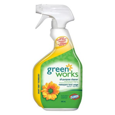 Green Works Natural All-Purpose Cleaner