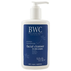 BWC Aromatherapy Skin Care AHA Facial Cleanser