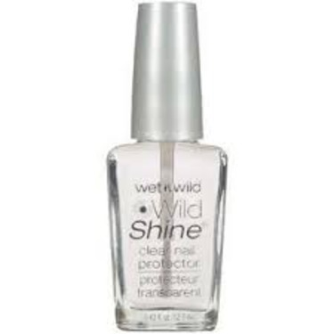 Wet N Wild Wild Shine Clear Nail Protector
