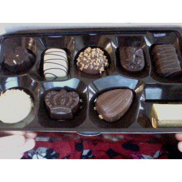 Carnaby Sweet Assorted Belgian Chocolates