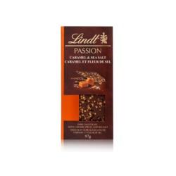 Lindt Passion Caramel & Sea Salt
