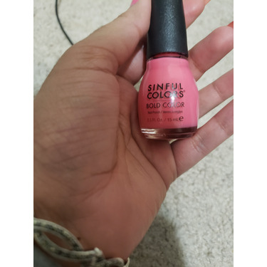 Sinful Colors Professional