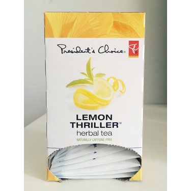 President's Choice Lemon Thriller Tea