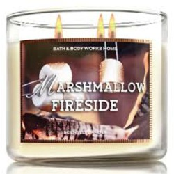 Bath & Body Works Marshmallow Fireside