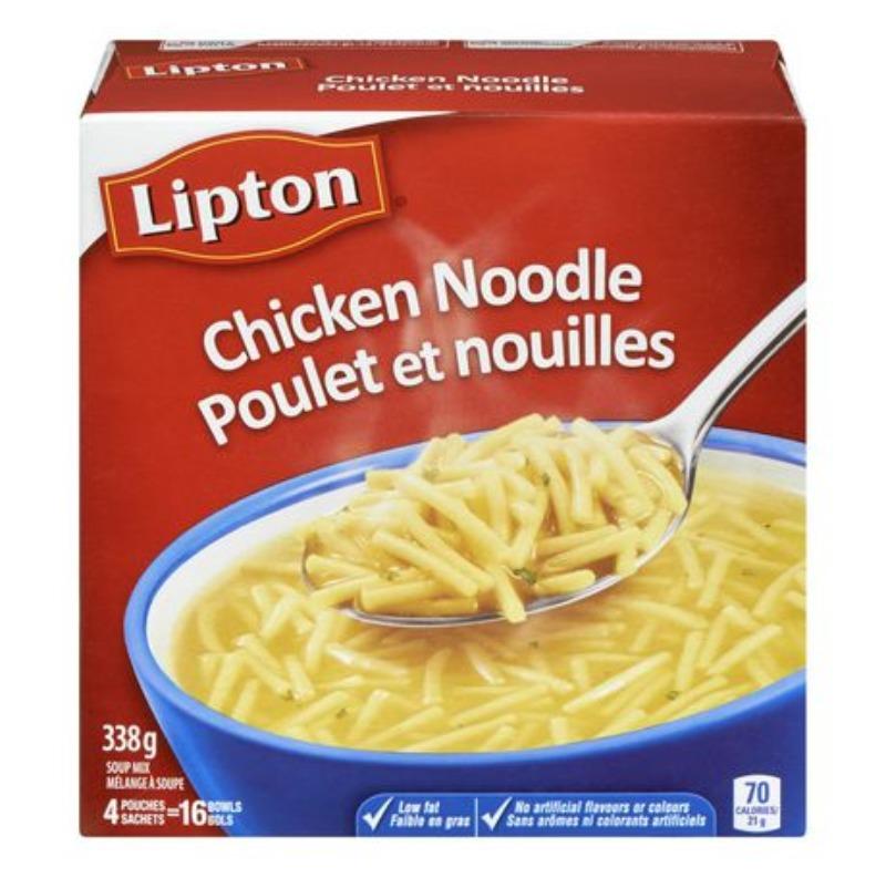 Lipton Chicken Noodle Soup Mix Reviews In Soups Amp Bouillon Chickadvisor