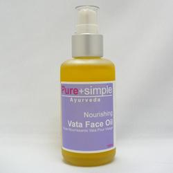 Pure+simple Nourishing Vata Face Oil