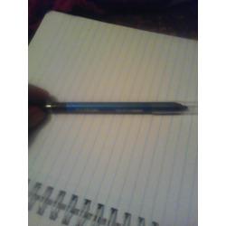 CoverGirl Liquiline Blast Eyeliner Cobalt Blue