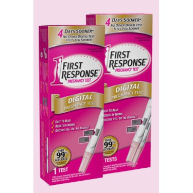 Tests Com Reviews >> First Response Digital Pregnancy Test Reviews In Pregnancy
