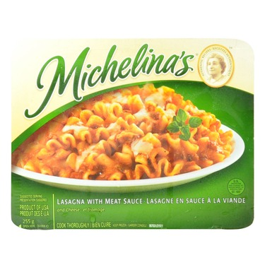 Michelina's Lasagna with Meat Sauce