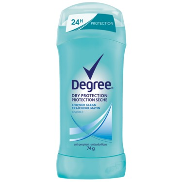 Degree® Women Dry Protection Shower Clean Antiperspirant Stick