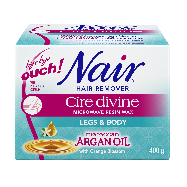 reviews Nair facial hair