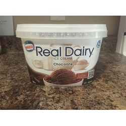 Real Dairy ice cream