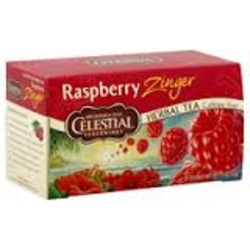 Celestial Seasonings Raspberry Zinger Tea