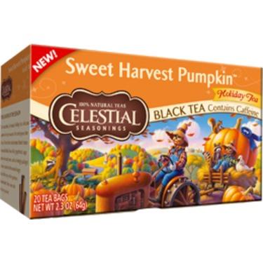 Celestial Seasonings Sweet Harvest Pumpkin Tea