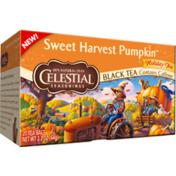 Celestial Seasonings Sweet Harvest Pumpkin Tea