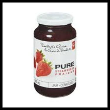 PC Pure Strawberry Jam
