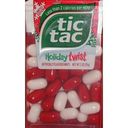 Tic Tac Holiday Twist Mints