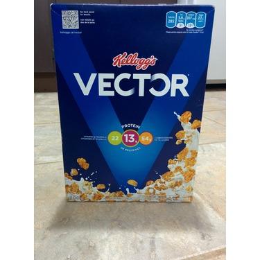 Kelloggs Vector Protein Cereal