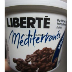 Liberte Mediterranee Yogurt — Mocha