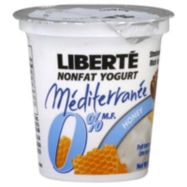 Liberte Mediterranee Yogurt — Honey