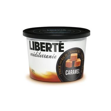 Liberte Mediterranee Yogurt — Caramel