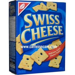 Christie Swiss Cheese Crackers