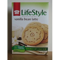 Peek Freans LifeStyle Vanilla Bean Latte