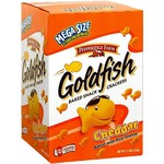 Pepperidge Farm Mega Size Goldfish Cheddar Crackers
