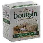 Boursin Garlic & Fine Herbs Cheese