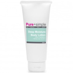 Pure+simple Deep Moisture Body Lotion