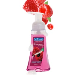 SoftSoap Pampered Hands Foaming Hand Soap Radiant Raspberry