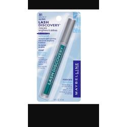 Maybelline Lash Discovery Mini-Brush Washable Mascara