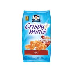 Quaker Crispy Minis BBQ Rice Cakes