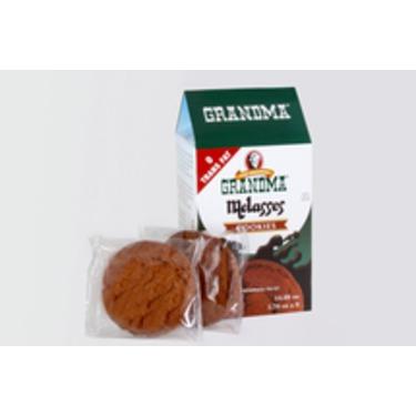 Grandma Molasses Cookies