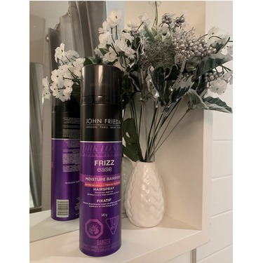John Frieda Frizz Ease Moisture Barrier Flexible Hold Hairspray