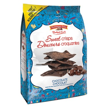 Pepperidge Farm Sweet Crisps — Chocolate