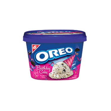 Christie Foods Oreo Birthday Cake Ice Cream