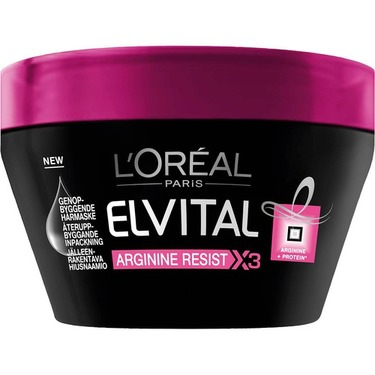 L'Oreal Paris Arginine Resist X3 Hair Mask