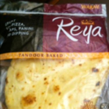Reya Tandoori Baked Naan Bread — Garlic