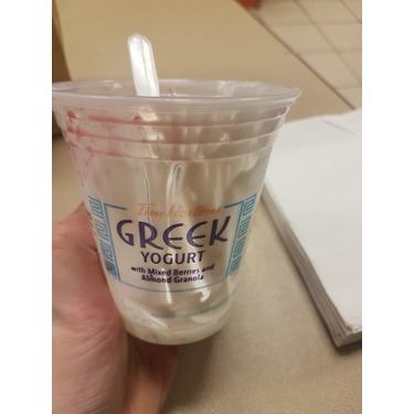 Tim Horton's Greek Yogurt Parfait