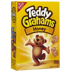Nabisco Teddy Grahams Honey