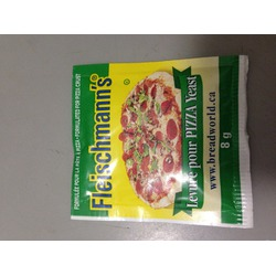 Fleischmann's Pizza Yeast