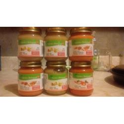 Organics Biologique baby food