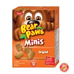 Dare Bear Paws Minis