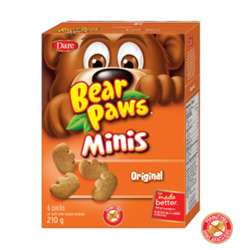 Bear Paws minis
