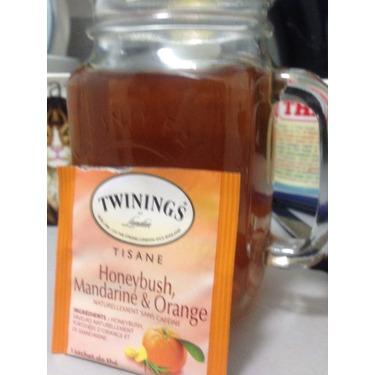 Twinings Honeybush Mandarin & Orange