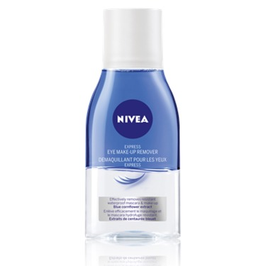NIVEA Express Eye Make-Up Remover